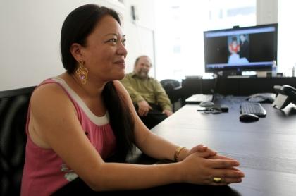 Dening Lohez, Interview, France24.com, le 10 septembre 2011