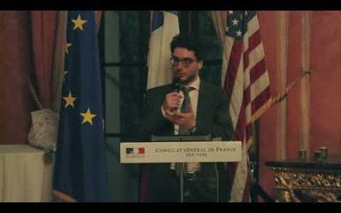 Raphael Presberg Acceptance Remarks